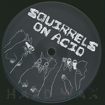 Cover art - Various Artists: Squirrels On Acid