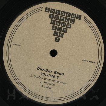 Cover art - Dur-Dur Band: Volume 5