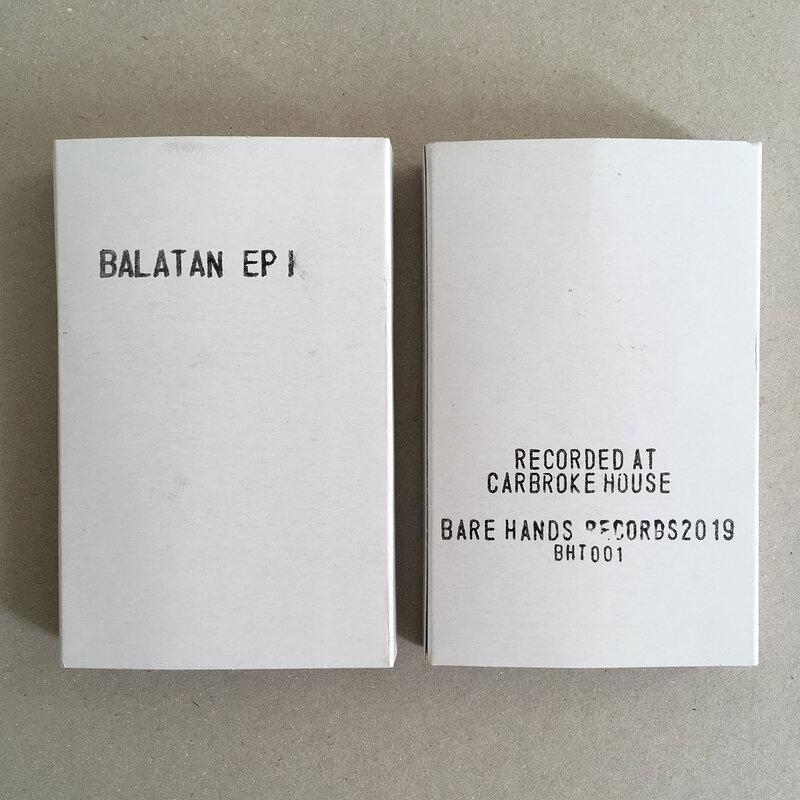 Cover art - Balatan: Balatan EP1