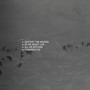 Cover art - UVB: All Or Nothing