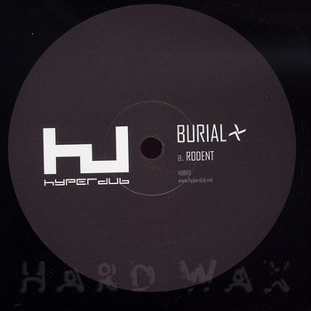 Cover art - Burial: Rodent