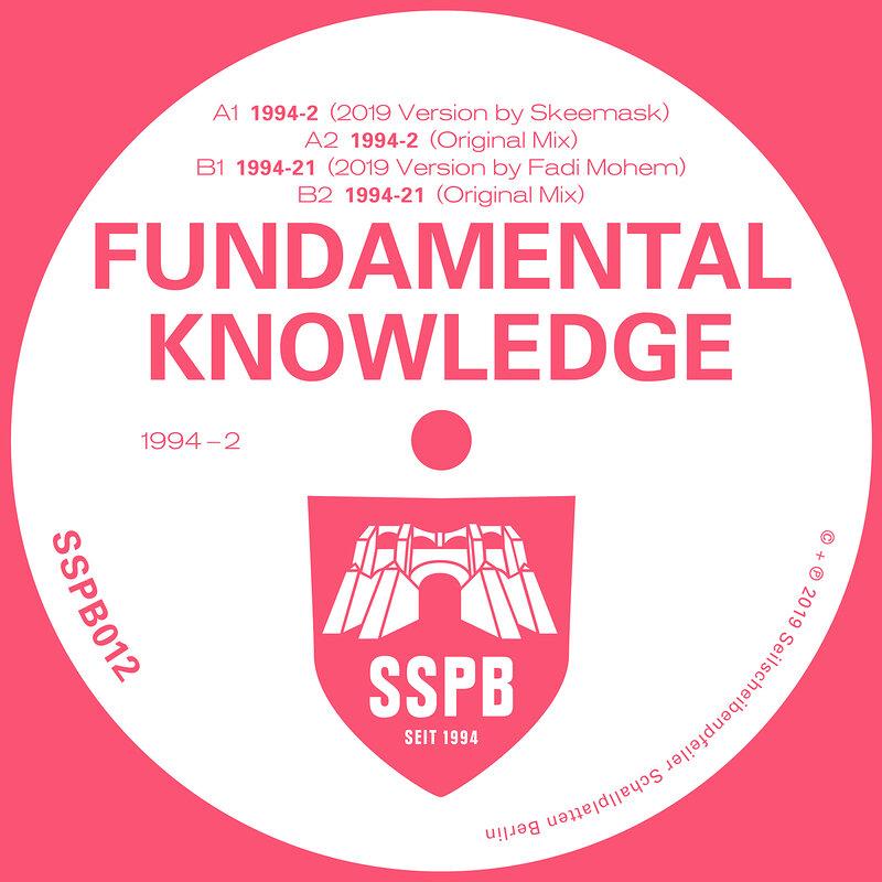 Cover art - Fundamental Knowledge: 1994-2