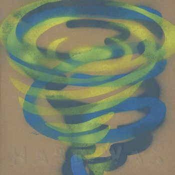 Cover art - Franziska Lantz: Forming Tropical Cyclone