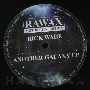 Cover art - Rick Wade: Another Galaxy