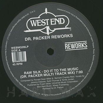 Cover art - Raw Silk / Barbara Mason / Shirley Lites: Dr. Packer Reworks