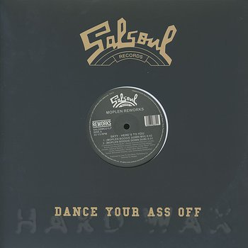 Cover art - Skyy / The Salsoul Orchestra: Moplen Reworks