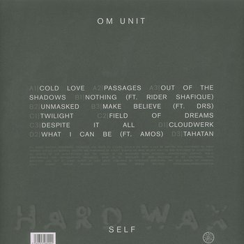 Cover art - Om Unit: Self