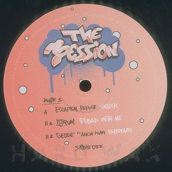 Cover art - Various Artists: The Session