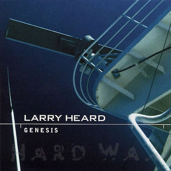 Cover art - Larry Heard: Genesis