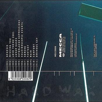 Cover art - Larry Heard: Genesis