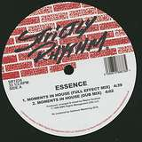 Cover art - Essence: Moments In House