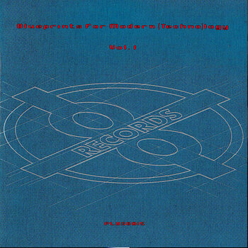 Cover art - Various Artists: Blueprints for Modern Technology, Vol. 1