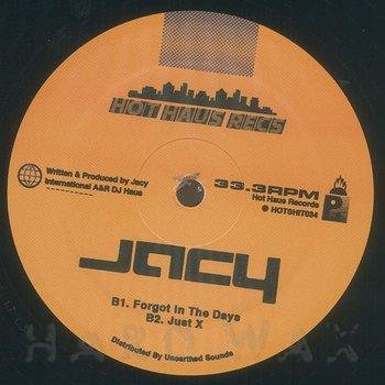Cover art - DJ Jacy: Dreams EP