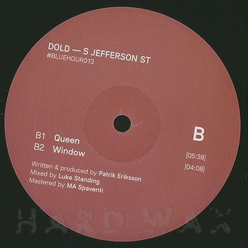 Cover art - Dold: S Jefferson St
