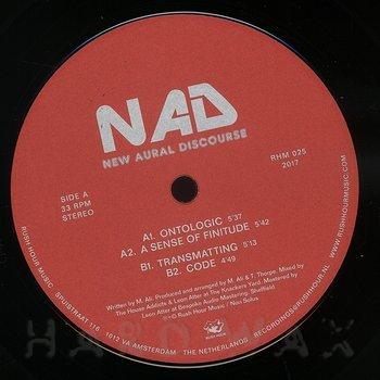 Cover art - N.A.D.: New Aural Discourse