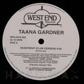 Cover art - Various Artists: Larry Levan's Classic West End Records Remixes Made Famous At The Legendary Paradise Garage