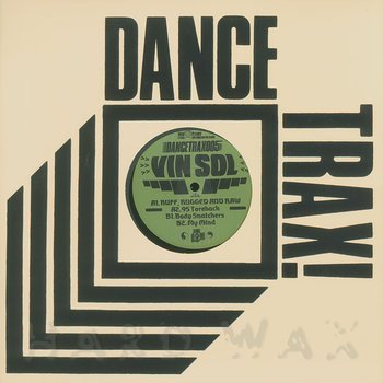 Cover art - Vin Sol: Ruff Rugged and Raw (Dance Trax Vol. 5)