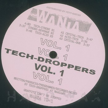 Cover art - Tech-Droppers: Tech-Droppers Vol. 1