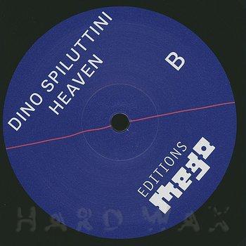 Cover art - Dino Spiluttini: Heaven