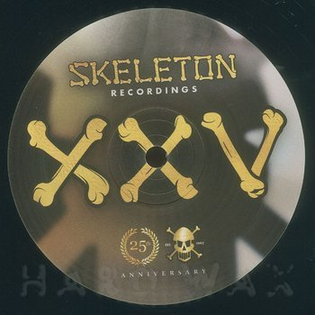 Cover art - Various Artists: Skeleton XXV Project Volume Two