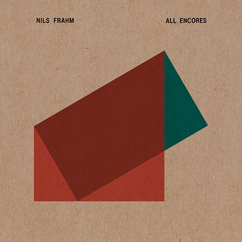 Cover art - Nils Frahm: All Encores