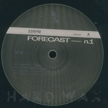 Cover art - Various Artists: Forecast (Part 1)