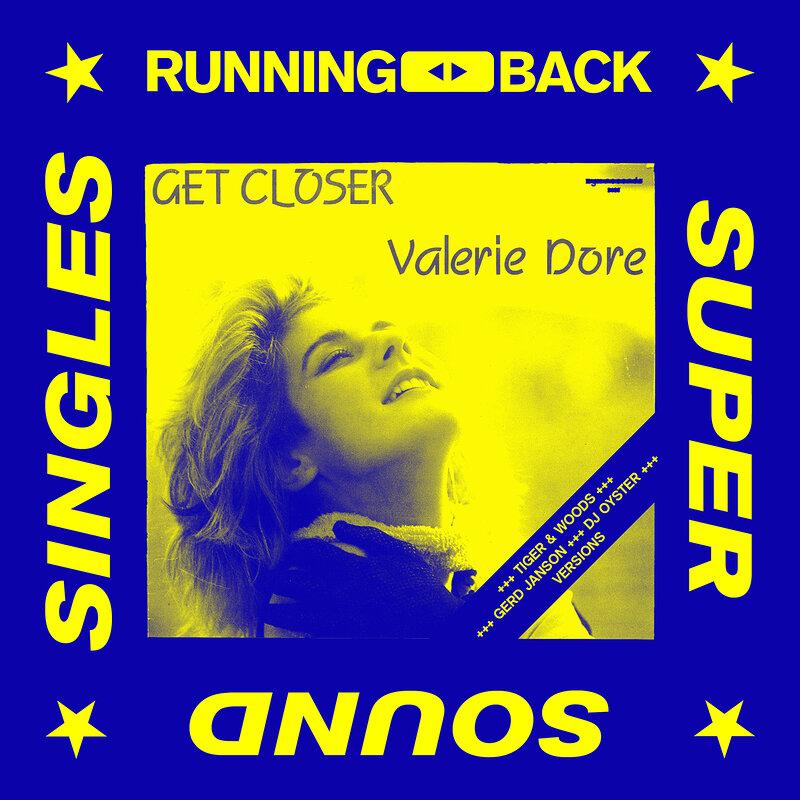 Cover art - Valerie Dore: Get Closer