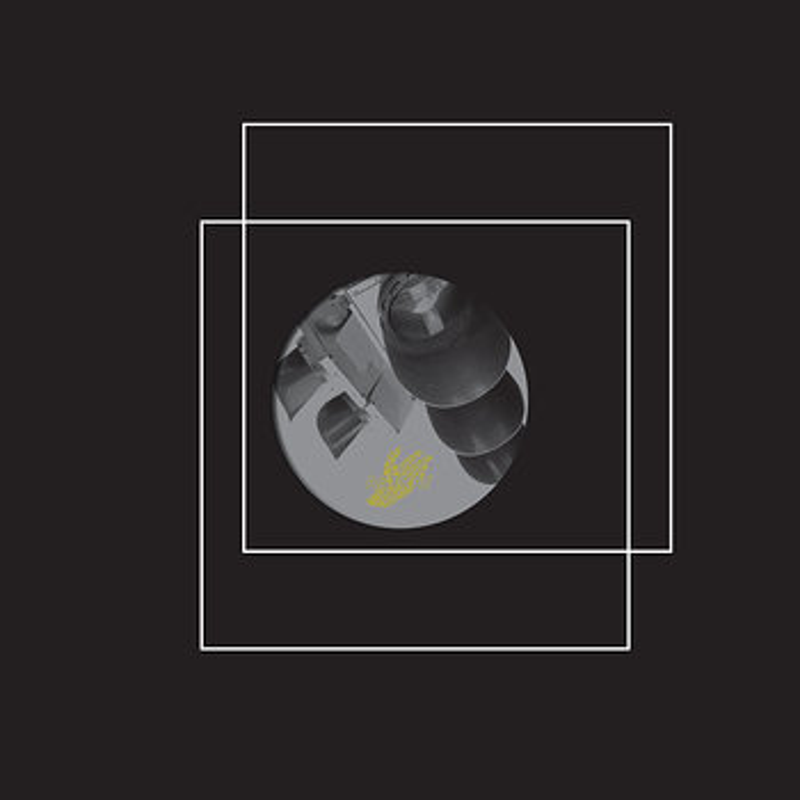 Cover art - Discrete Circuit: Observer EP