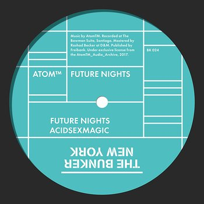 Cover art - Atom™: Future Nights