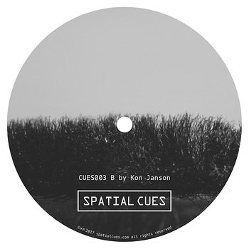 Cover art - Various Artists: Spatial Cues 3