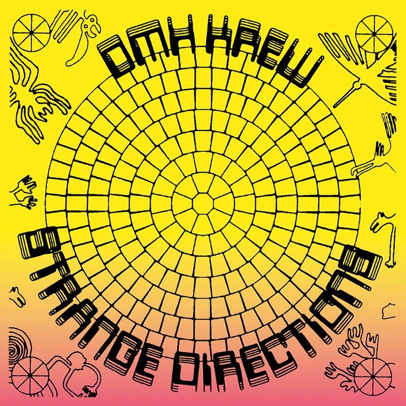 Cover art - DMX Krew: Strange Directions