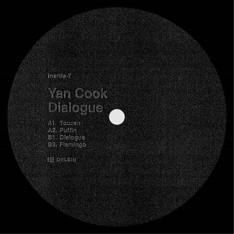 Cover art - Yan Cook: Dialogue