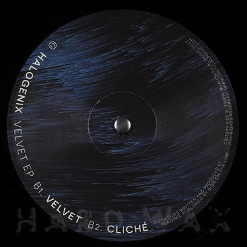Cover art - Halogenix: Velvet EP