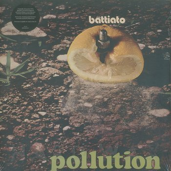 Cover art - Franco Battiato: Pollution