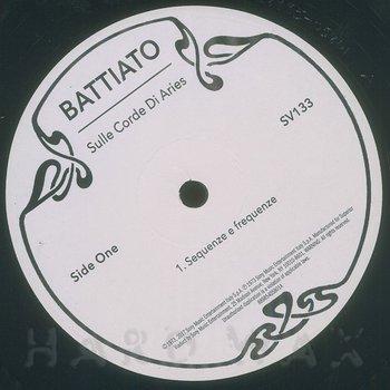 Cover art - Franco Battiato: Sulle Corde Di Aries