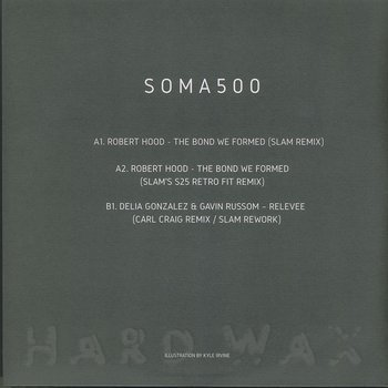 Cover art - Various Artists: Soma 500 - Slam Remixes