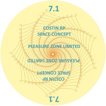 Cover art - Costin RP: Space Concept
