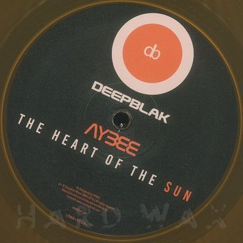 Cover art - Aybee: The Heart Of The Sun