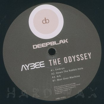 Cover art - Aybee: The Odyssey