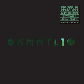 Cover art - Various Artists: Dekmantel 10 Years 05