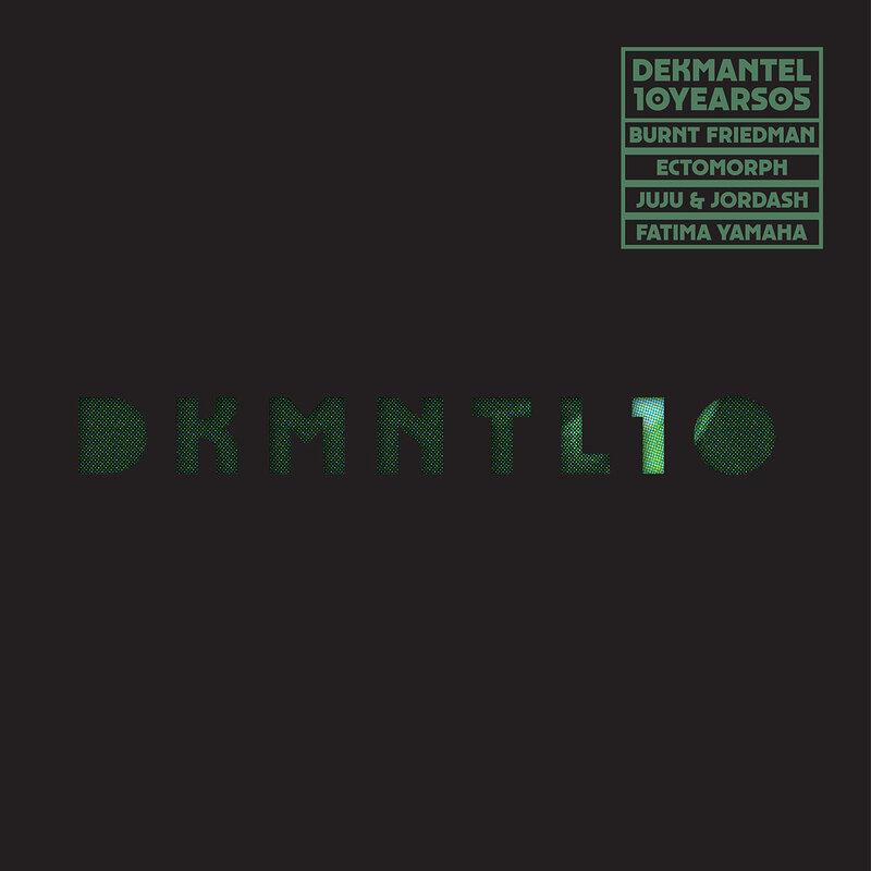 Cover art - Various Artists: Dekmantel 10 Years 05