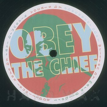 Cover art - Stupid Human: Obey The Chief