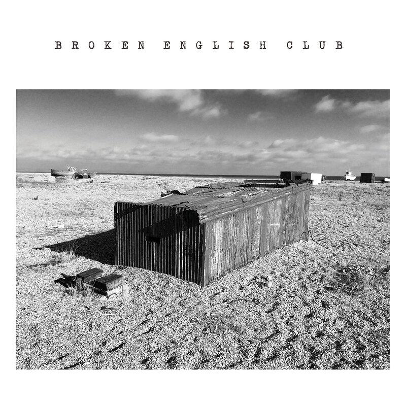 Cover art - Broken English Club: The English Beach