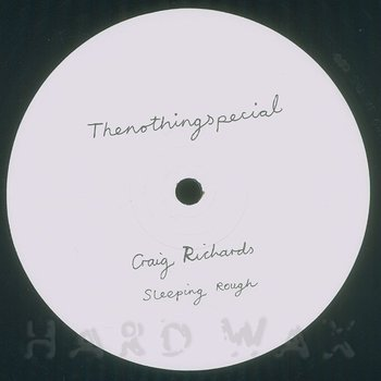 Cover art - Craig Richards: Sleeping Rough