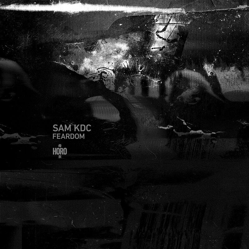 Cover art - Sam KDC: Feardom