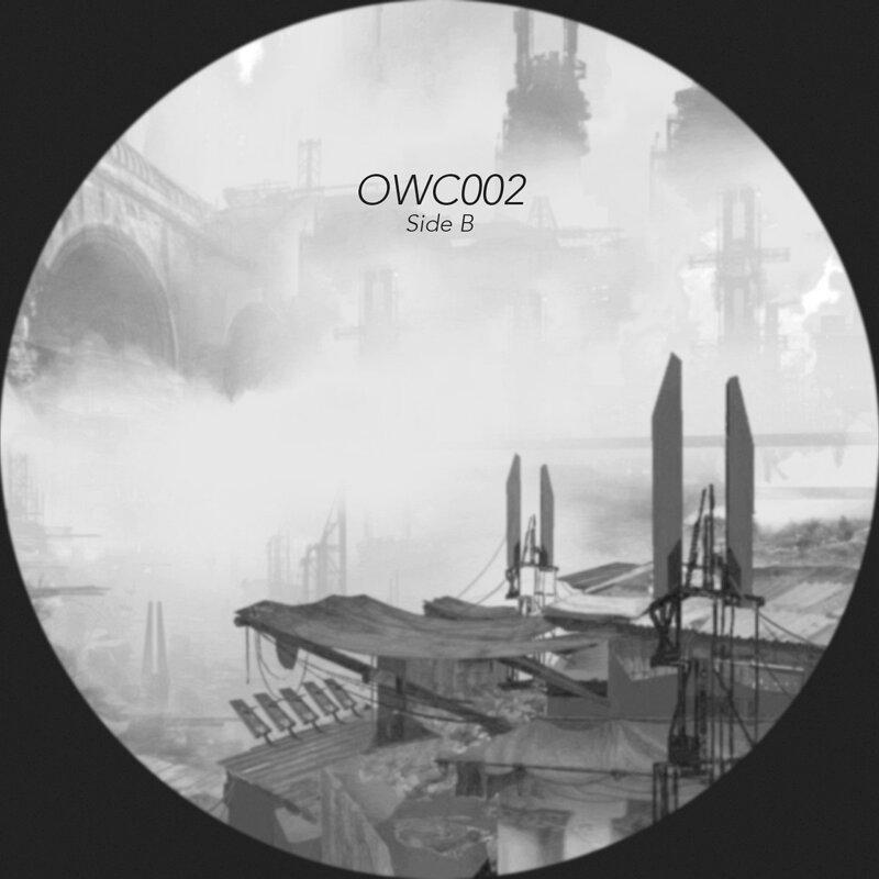 Cover art - DJ Gaff & Cityspeak: Offworldcolonies 2