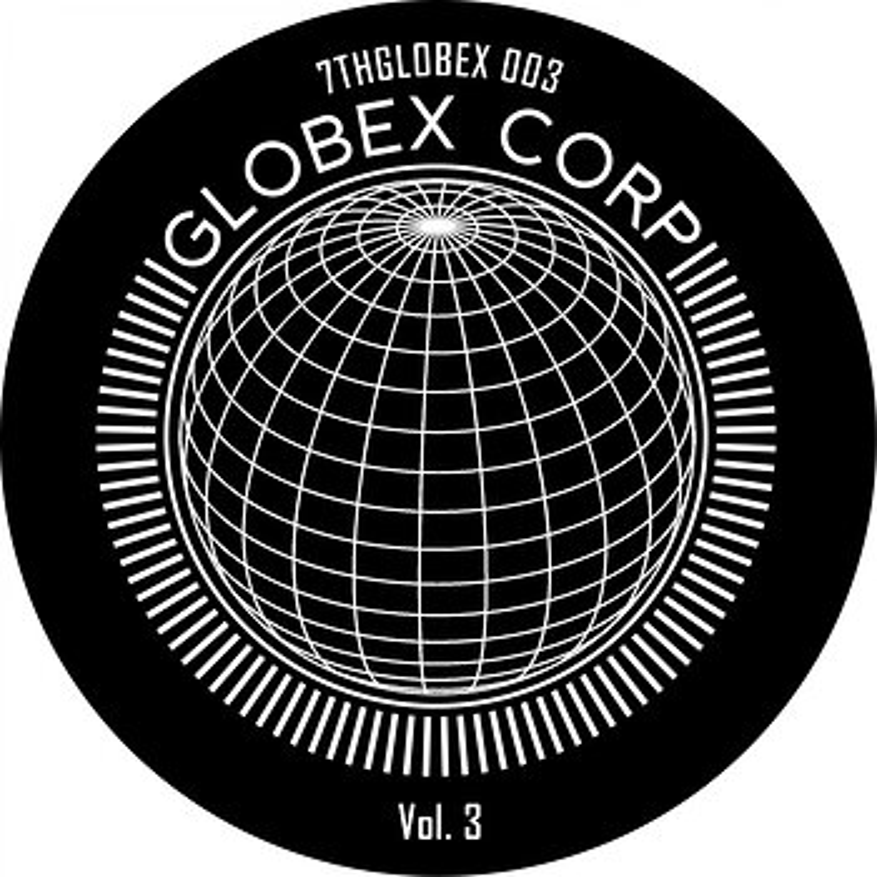 Cover art - Tim Reaper & Dwarde: Globex Corp Volume 3