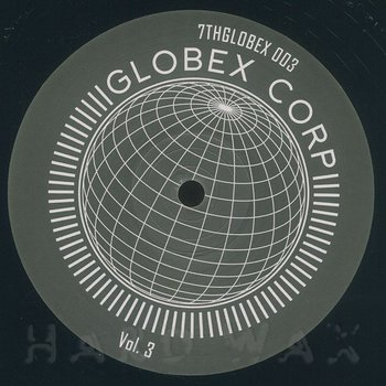 Cover art - Tim Reaper & Dwarde: Globex Corp Volume 3