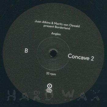 Cover art - Juan Atkins & Moritz von Oswald: Angles