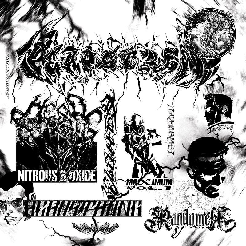 Cover art - Randomer / Clouds: Headstrong 1